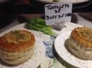 Tartaleta de buey de mar-Floren Domezain