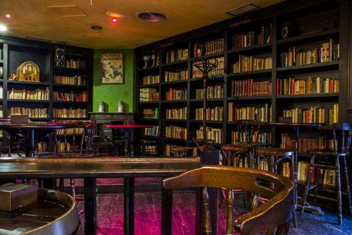 O´Daly-Sala Biblioteca
