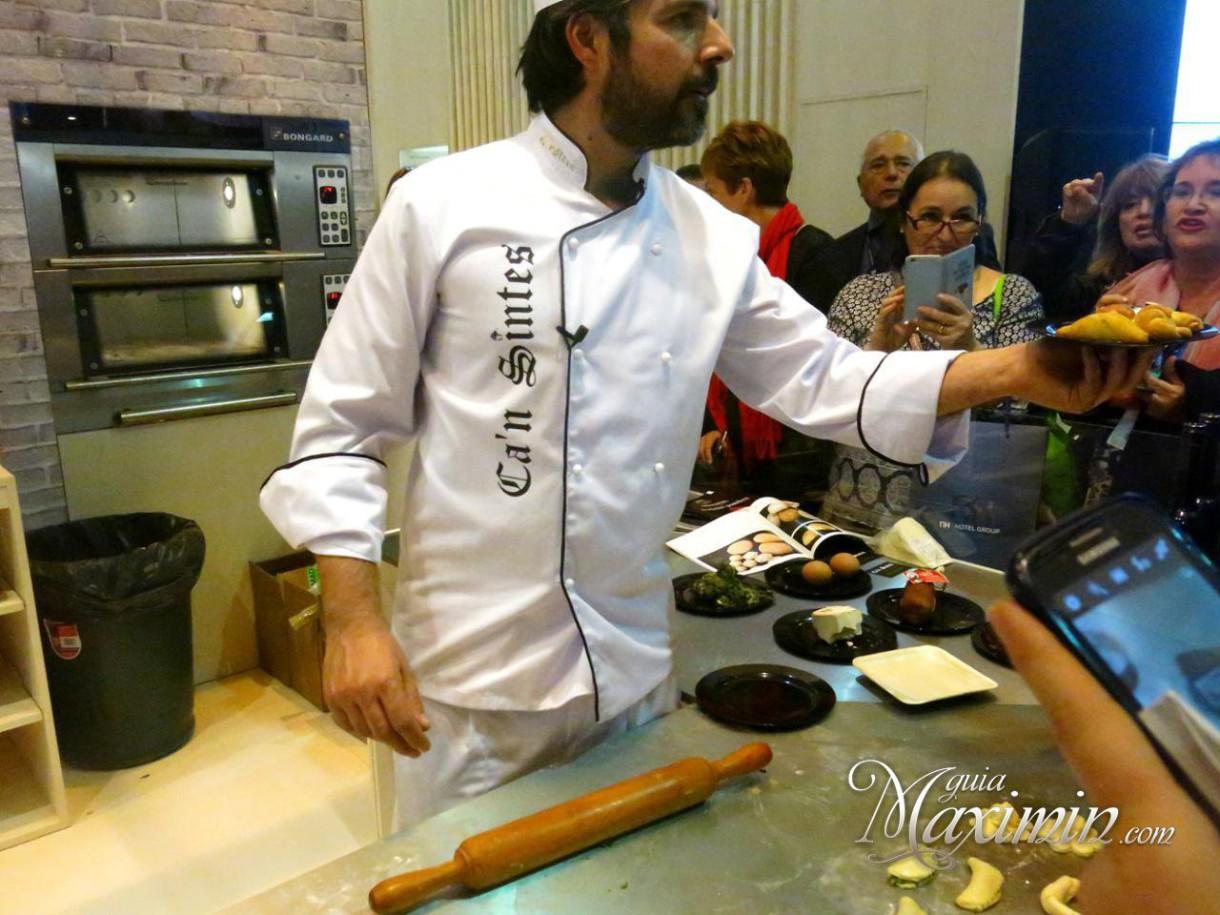 Baleares trae a Fitur su cultura y gastronomía