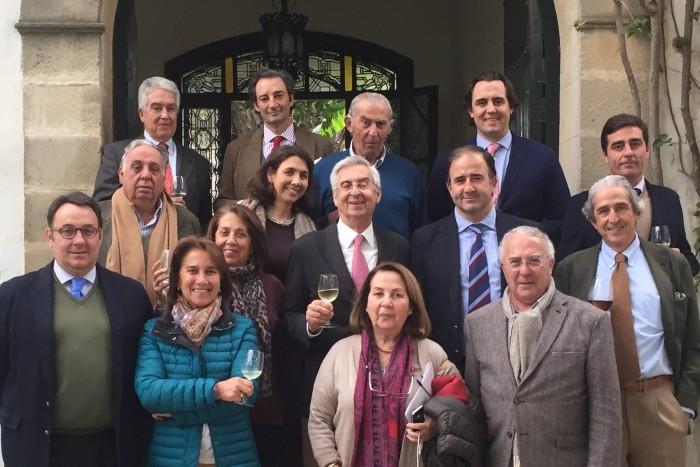 Consejo y directivos Luis Caballero S.A.