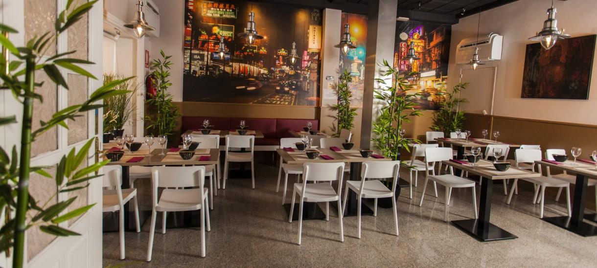 Luos presenta sus platos orientales renovados (Madrid)