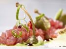 Tartar de atún, guacamole, yuzu y lima_2_Clandestino gastrobar