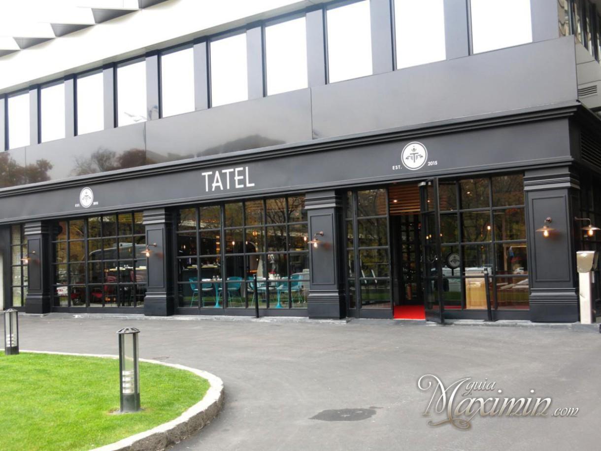 Tatel restaurante (Madrid)