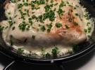 Cazuelita de canelones de carne de cocido al parmesano, SOT, La Vermutería de Sergi Arola