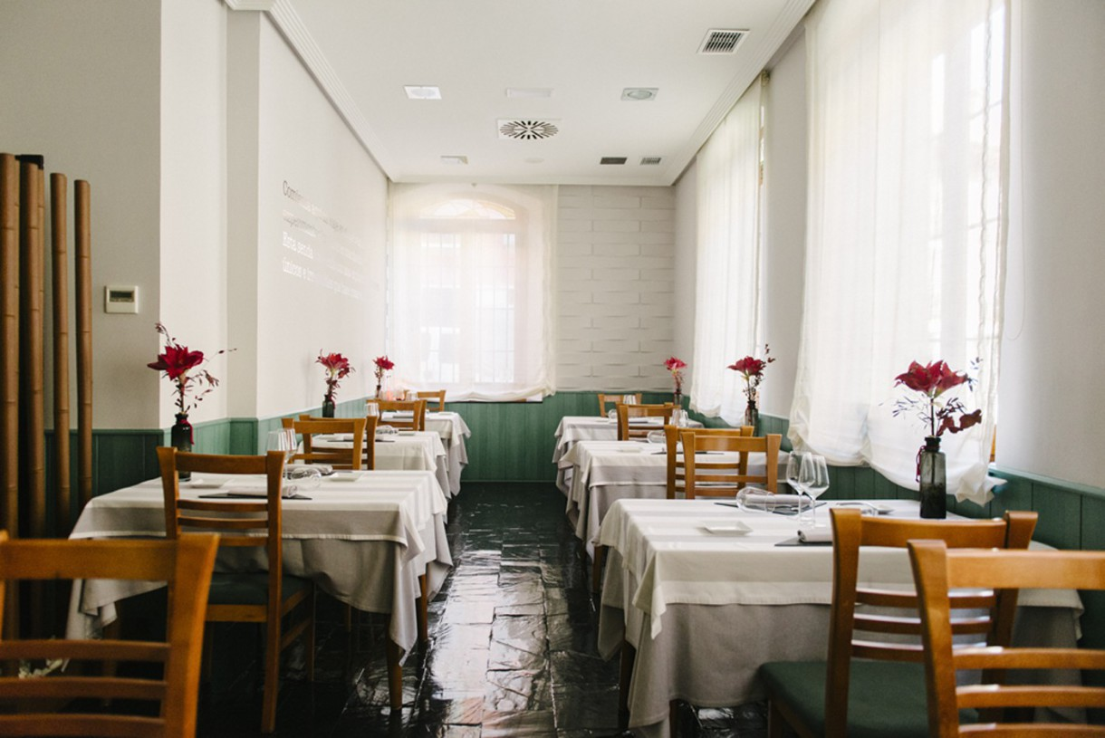 Delirios Restaurante (León)