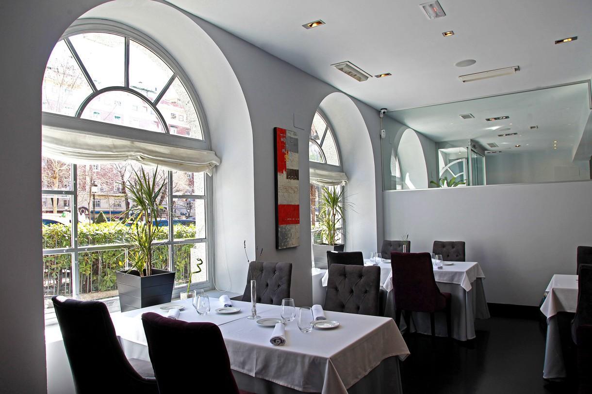 La Gloria restaurante (Madrid)