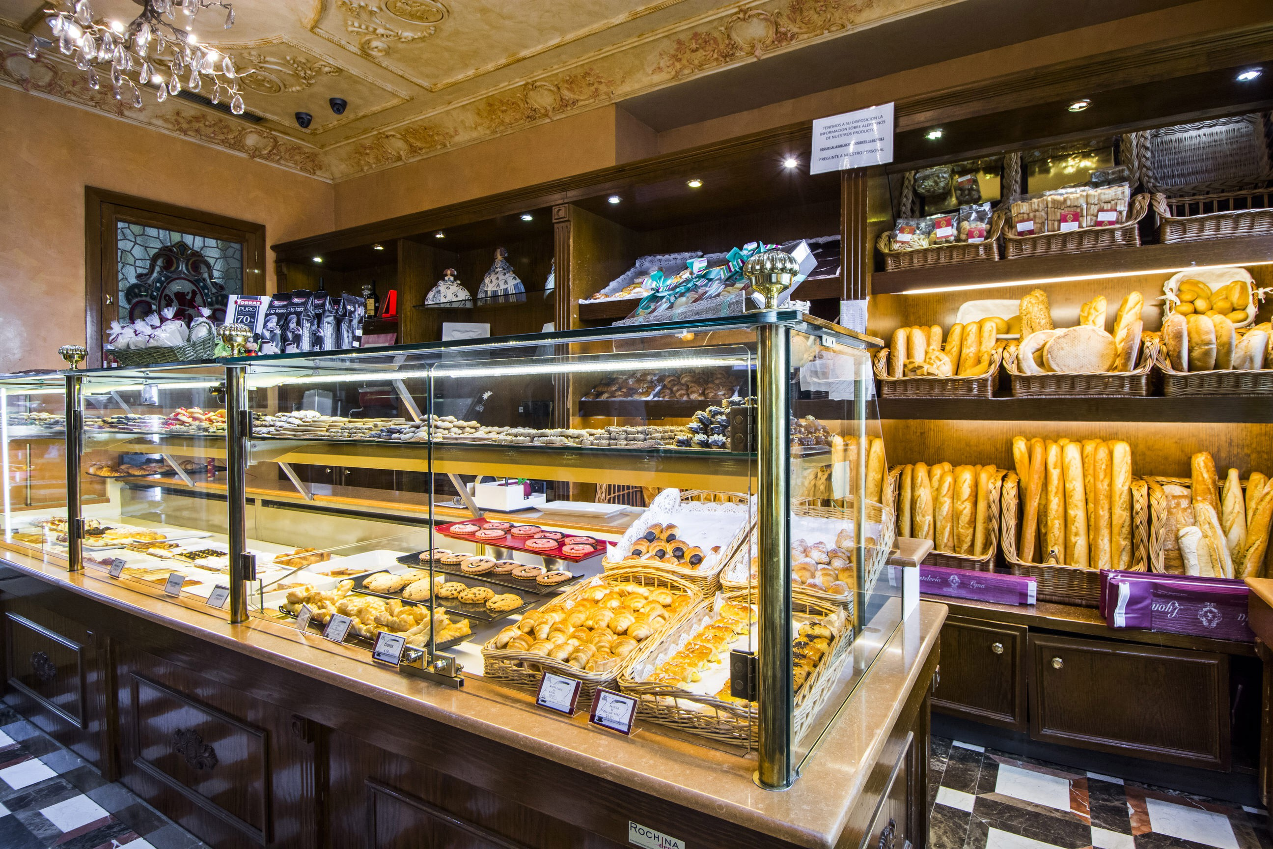 Pasteler a lyon madrid - Decoracion en espana ...