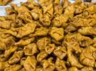Pestiños de azucar en versión mini, Pastelerías Lyon