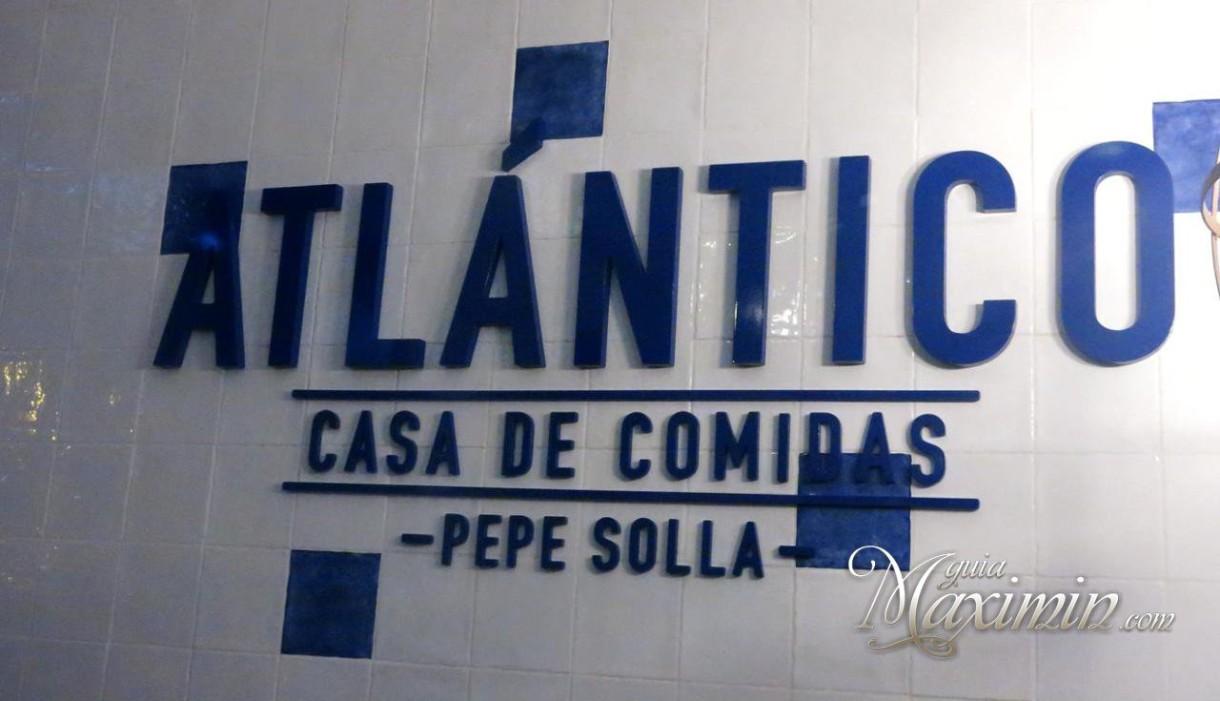 Atlántico Casa de Comidas (Madrid)