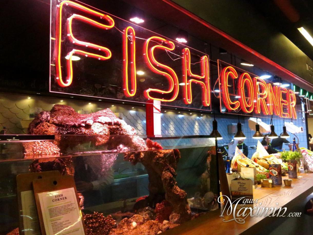 Fish Corner: Del mar a la boca (Madrid)