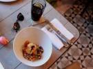 Arroz cremosos de boletus y verduras