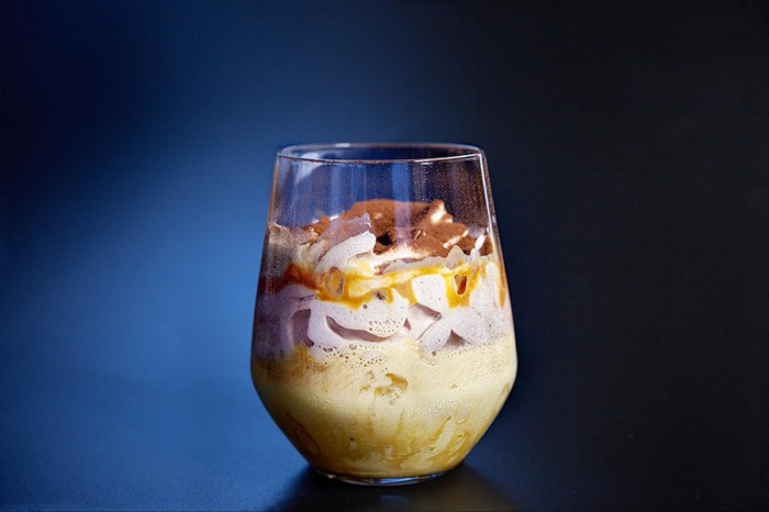 Capuccino de leche helada_El Remedio