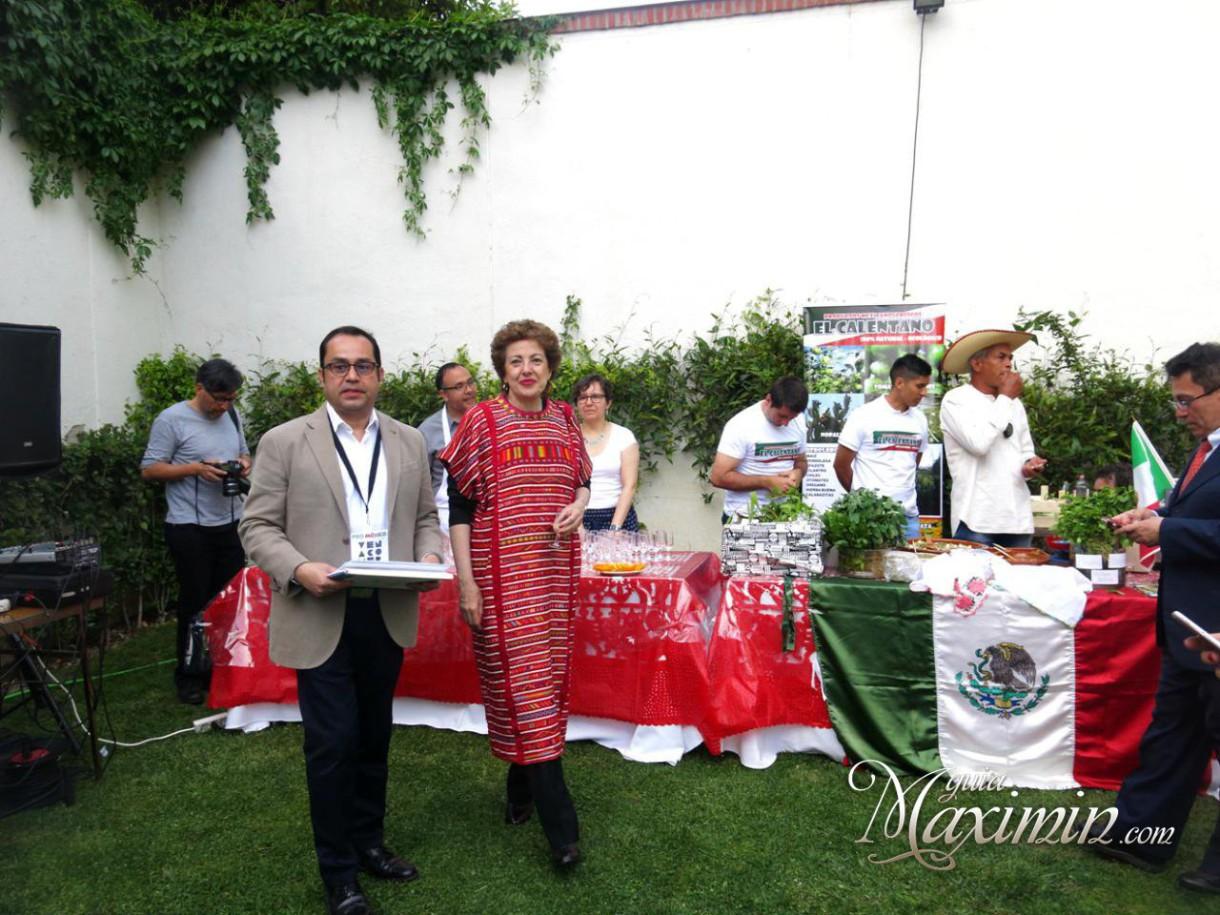Jornada de Promoción Gastronomía Mexicana (Madrid)