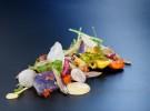 Periñaca de raices y tubérculos con sardina ahumada_El Remedio