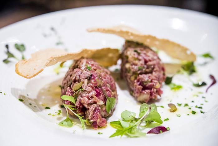 Steak Tartar Sandó