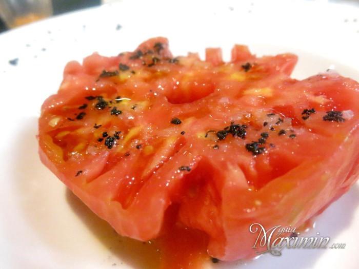 Jornadas del tomate de verdad con Floren Domezain (Madrid)