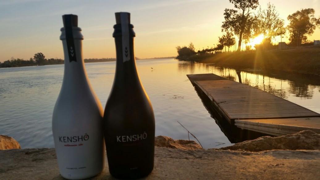 Sake Kensho el sake mediterráneo