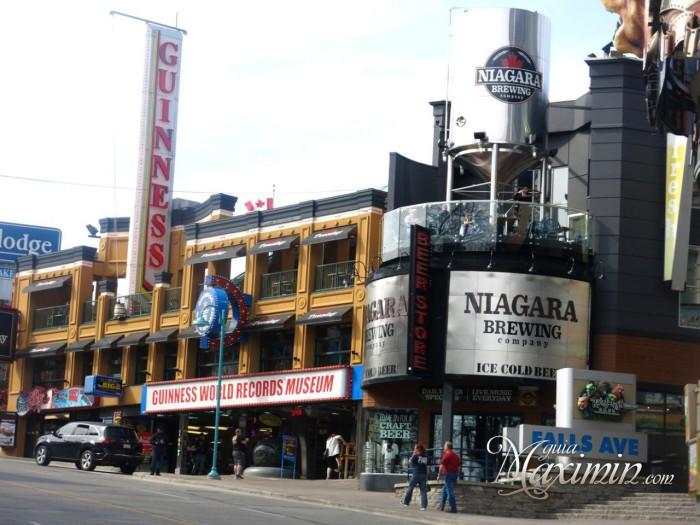 Museo Guinness en Niagara (Canadá)