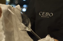 CEBO, la propuesta gastronómica del hotel Urban