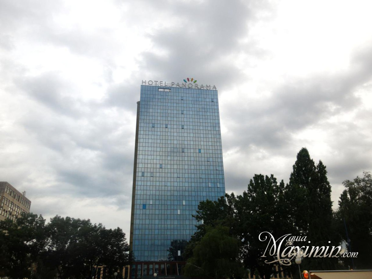 Desayuno Buffet Hotel Panorama (Zagreb-HR)