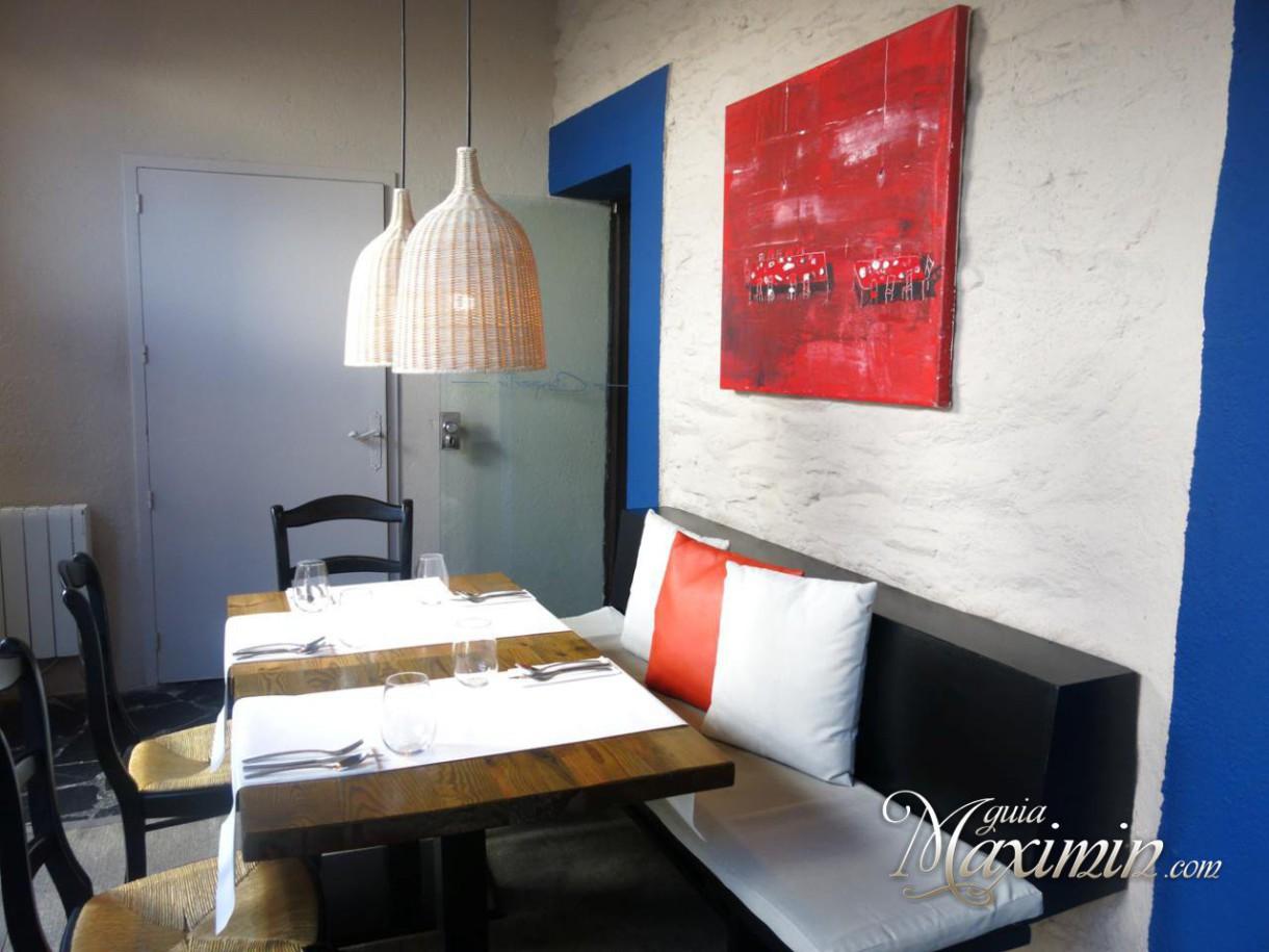 Restaurante Compartir, donde no se come, se disfruta (Cadaqués – GE)