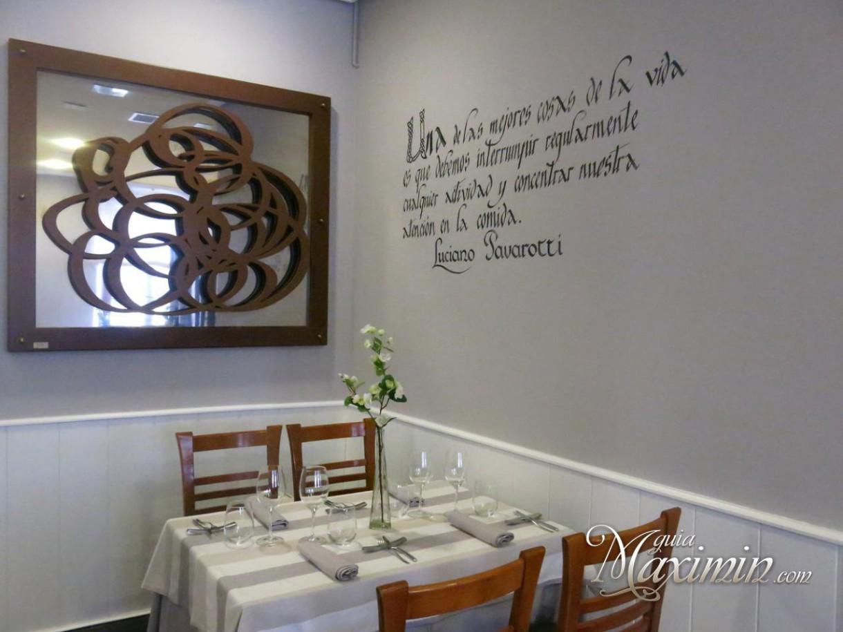 Delirios restaurante, para sorprenderse (León)