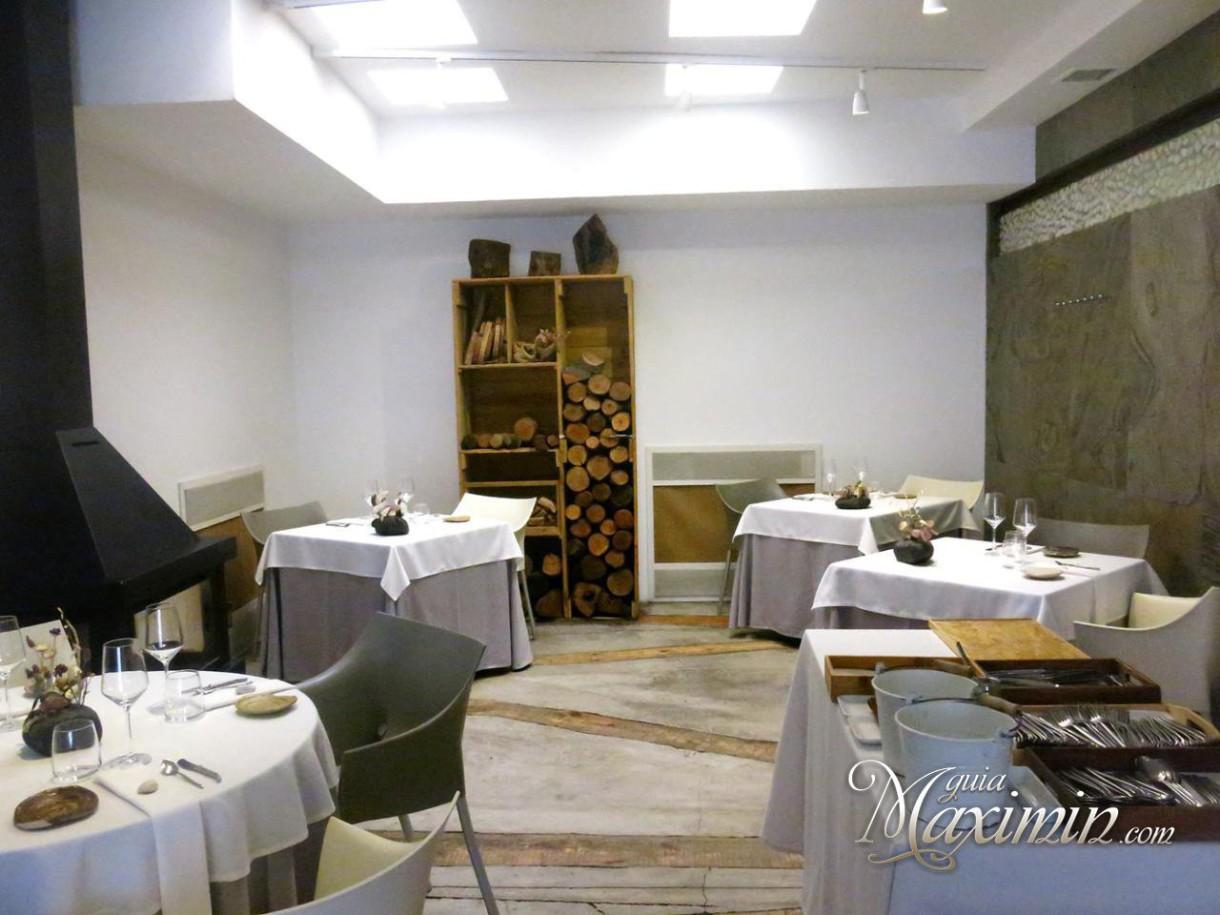 Montia: Grandes Platos de los Estrellas Michelín (San Lorenzo de El Escorial – M)