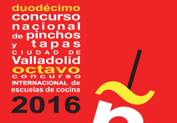 XII Concurso Nacional de Pinchos y Tapas ciudad de Valladolid
