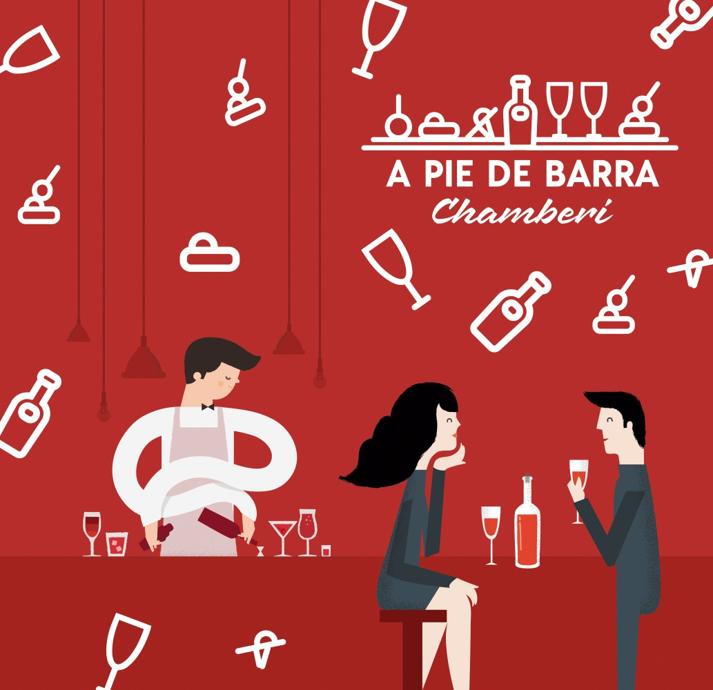 A pie de barra – Disfrutando Chamberí (Madrid)