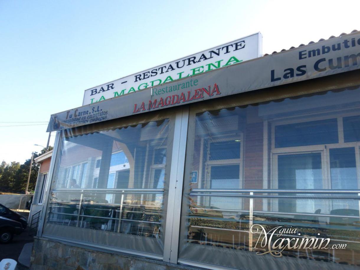 La Magdalena de Combarros restaurante (Combarros – L)