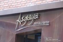 Asgaya platos selectos y sidras exclusivas (Madrid)