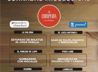 Cartel JORNADA MICOLOGICAS La Chisperia