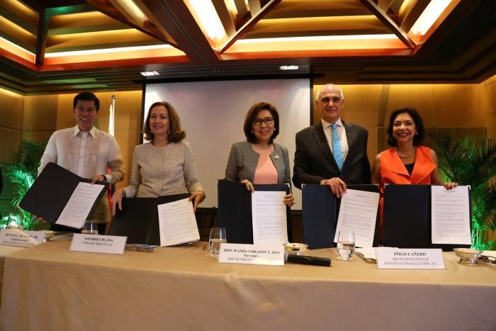 Firma Madrid Fusion Manila