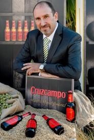 Maestro Cervecero Cruzcampo  Miguel Jiménez