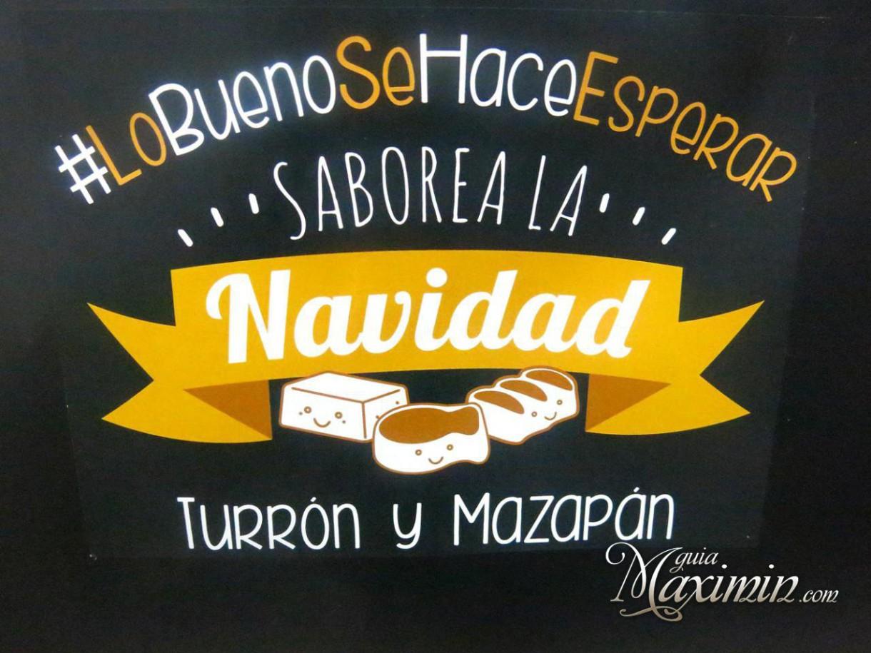 Novedades Turrones y Mazapanes 2016-2017