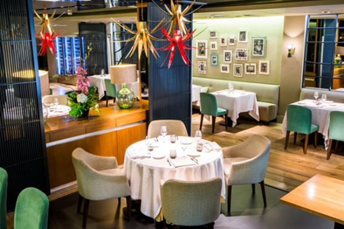Restaurante Sandó central