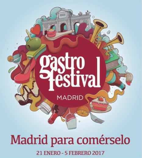 Gastrofestival 2017 – Madrid para comérselo