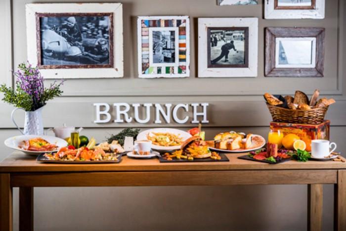 Brunch buffet Sandó