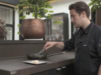 Cocina futuro Instituto Silestone