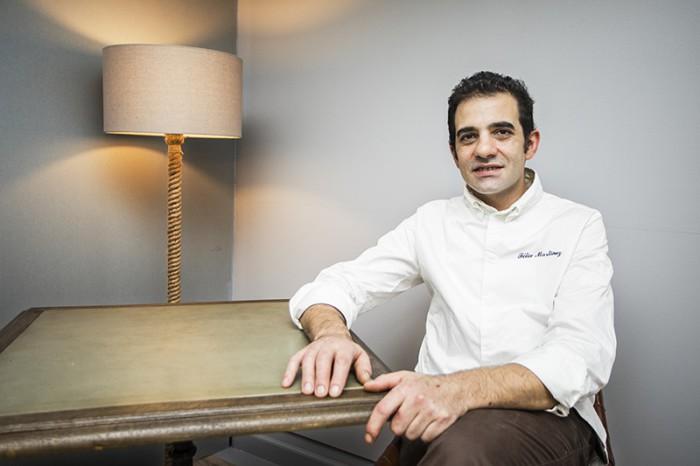 Félix Martínez_El Foralín_baja