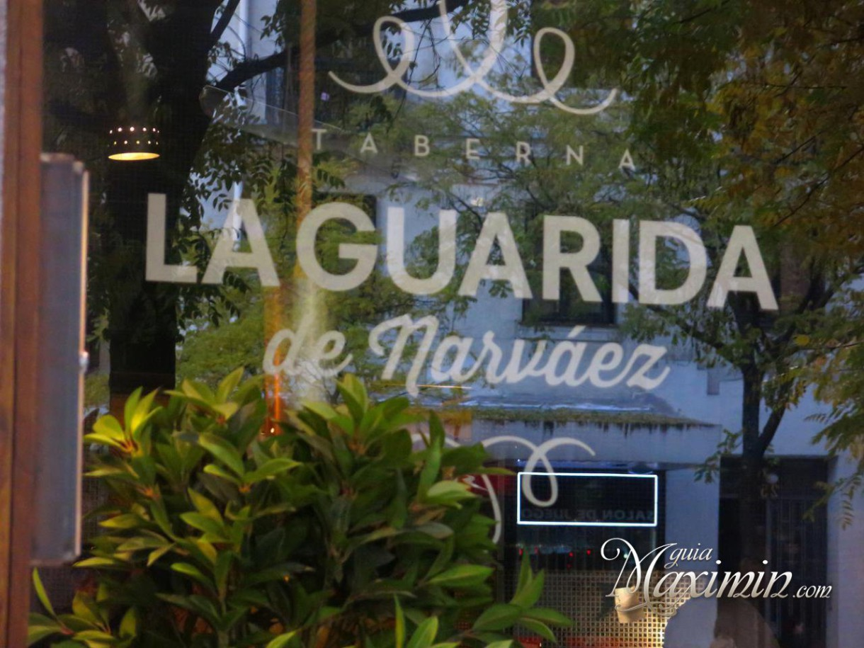 Taberna La Guarida de Narvaez (Madrid)
