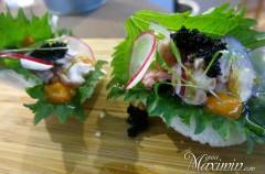 Lúbora cocina creativa para deleitarse (Madrid)