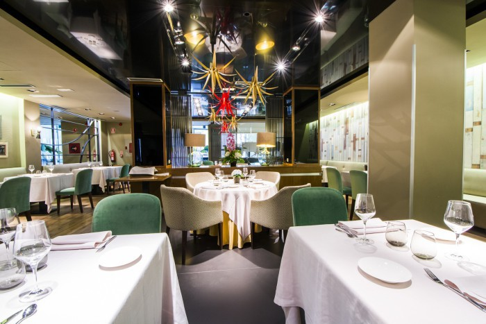 Restaurante Sandó general 2