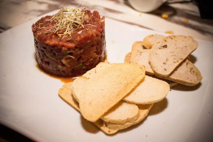 Steak Tartar (Pim Pam)