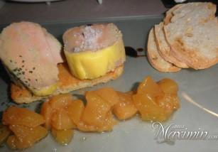 Si te gusta el foie-gras te gustará esta propuesta