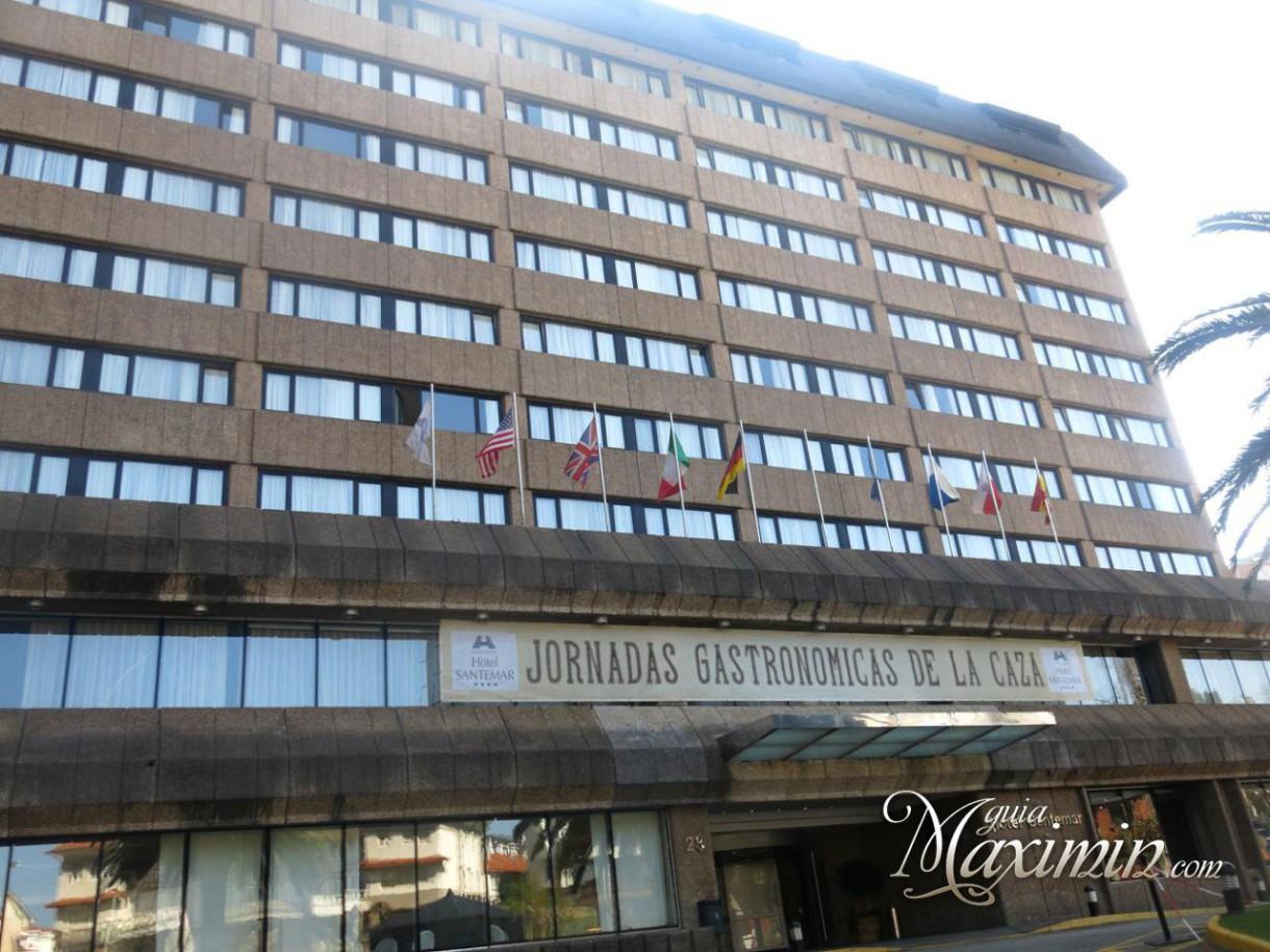 Desayuno Hotel Santemar (Santander)