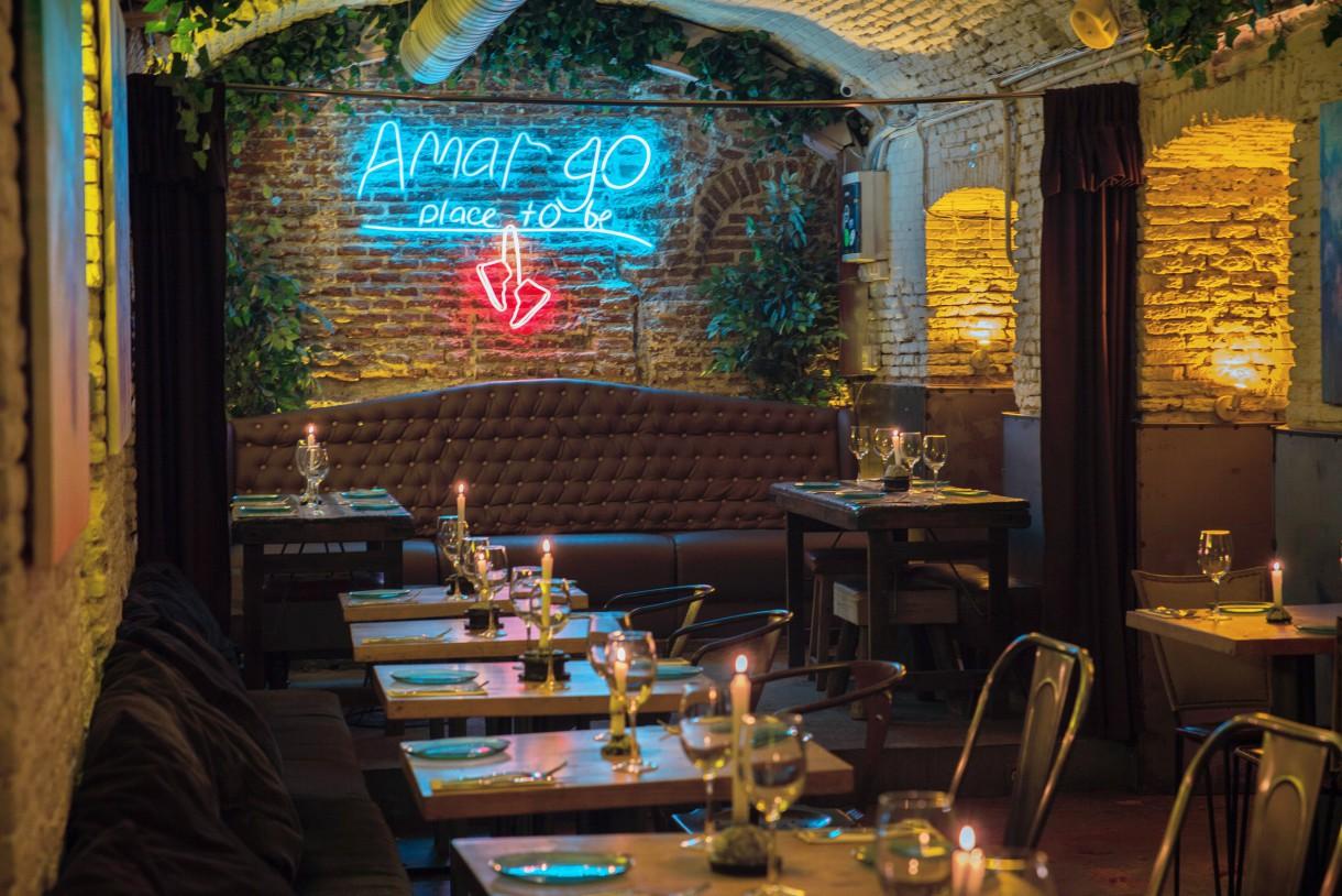 Amargo Place to be – Para estar en un espacio mágico (Madrid)