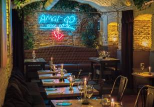 Amargo Place to be - Para estar en un espacio mágico (Madrid)