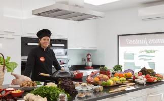 Food Romance: la cocina por la vista y … por las manos (Madrid)