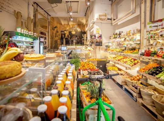 General tienda La Huerta de Almeria